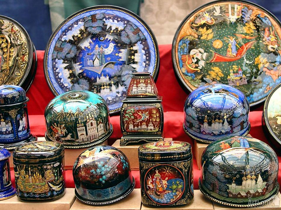 где можно купить сувениры в россии